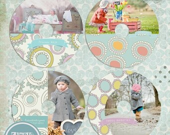 ON SALE INSTANT Download Pro Photographers Cd/ Dvd Label Templates Psd  Files