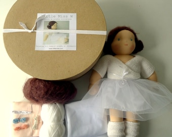 Dancer Waldorf doll kit 40 or 30 cm