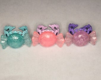 Pastel Candy Rings