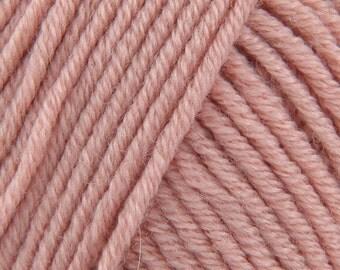 Debbie Bliss Baby Cashmerino 50g Shade 600 Light Pink Knitting Yarn Baby Wool