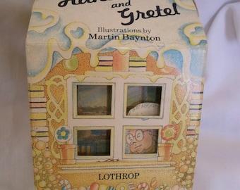 Lothrop Hansel & Gretel House Book 1982