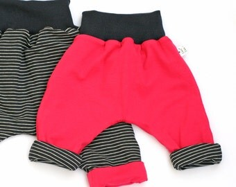 Saroual baby pants Reversible