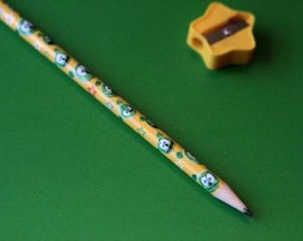 Gummibär The Gummy Bear Pencil ~ Character ~ Bright Yellow