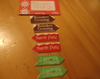 NORTH POLE BUTTONS