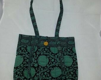 Hand Block Printed Fabric Bag MF509