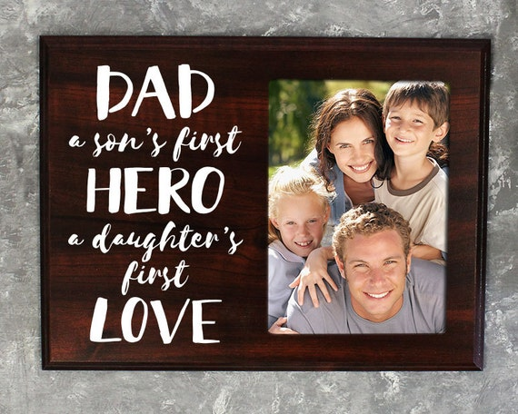 Download Dad a son's first hero a daughters first by ...