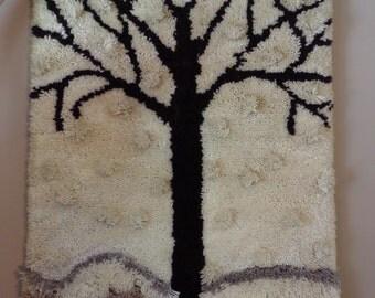 Tree of Life Handmade Vintage BoHo Wall Hanging