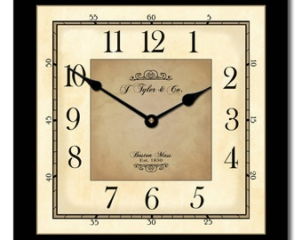 Waterford Square Wall Clock