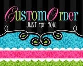 Custom listing for Angie Ray