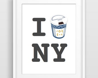 I Coffee NY (Study 1)