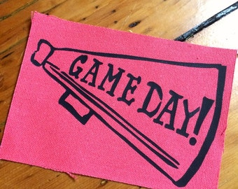 Game Day Roller Derby Patch
