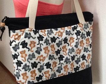 Large 100% cotton tote/beach bag,Diaper bag,overnight bag,laptop bag,shopping bag/ every day