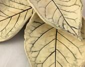 Leaf Spoon Rest
