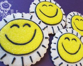 Sunshine Sun Cookies - 1 dozen