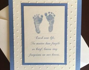 Infant Sympathy Card