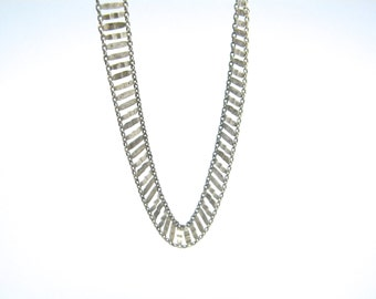 """Gorgeous Sterling Silver Necklace 16"""""""