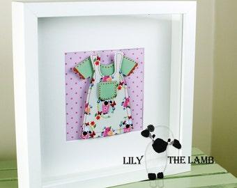 Lily & Louis Lamb Room Decor
