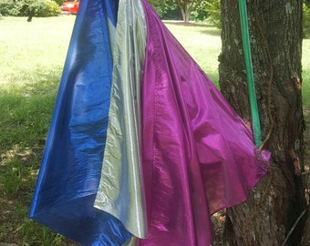 Lame' worship and praise flags