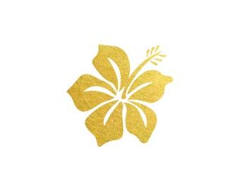 2 PACK Hawaiian Flower