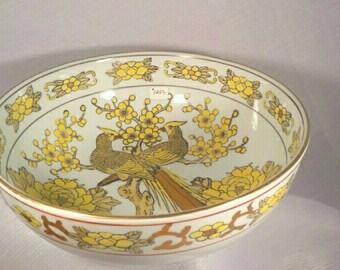 Ceramic Bird Bowl Etsy
