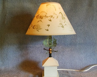 Accent Lamp - Nautical Theme - Weather Vane Theme