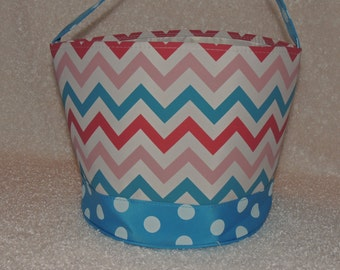 Easter bucket with FREE monogramming