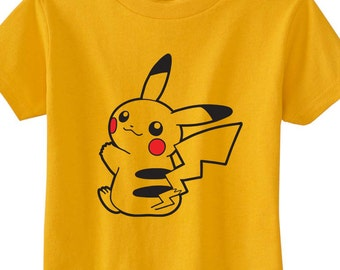 Pokemon Pikachu Toddler T-shirt (2T - 7)