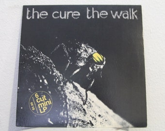 """The Cure - """"The Walk"""" vinyl record"""