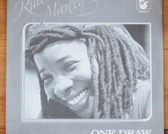 "Rita Marley - One Draw (7"" Single, Vinyl)"