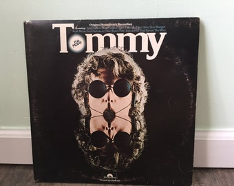 """The Who """"Tommy"""" vinyl record"""