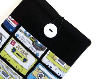 Mix Tape iPad Mini 4 Cover, iPad Mini 4 Case, Custom Tablet Case for iPad Mini, Samsung Galaxy Tab 7