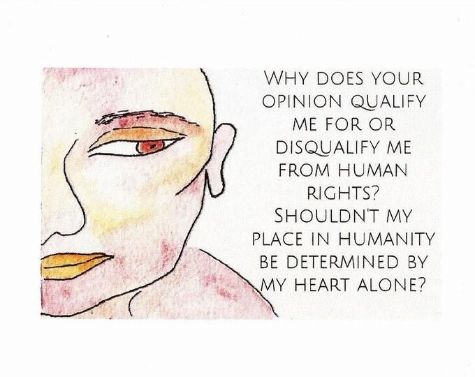 Basic humanity