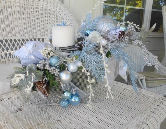 weihnachten herzstück esstisch dekorationen schlitten, Esszimmer dekoo