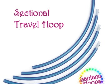 ADD-ON 4 or 5  piece Sectional Travel hula hoop Add-on