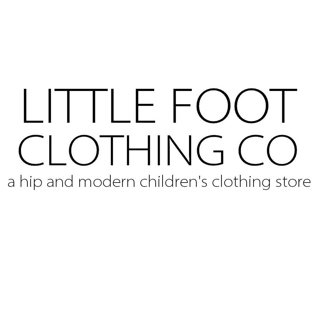 A hip and modern children 39 s clothing store by for Little hip boutique