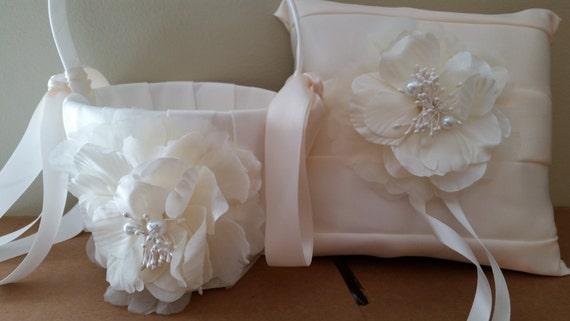 Flower Basket For Flower Girl Wedding : Sale wedding flower basket girl
