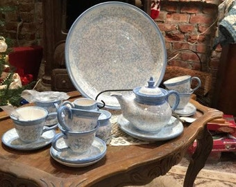 Porcelain Tea set
