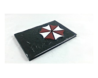 Resident Evil Journal, Umbrella Corporation notebook