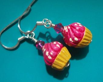 Cupcake Cutie Earrings