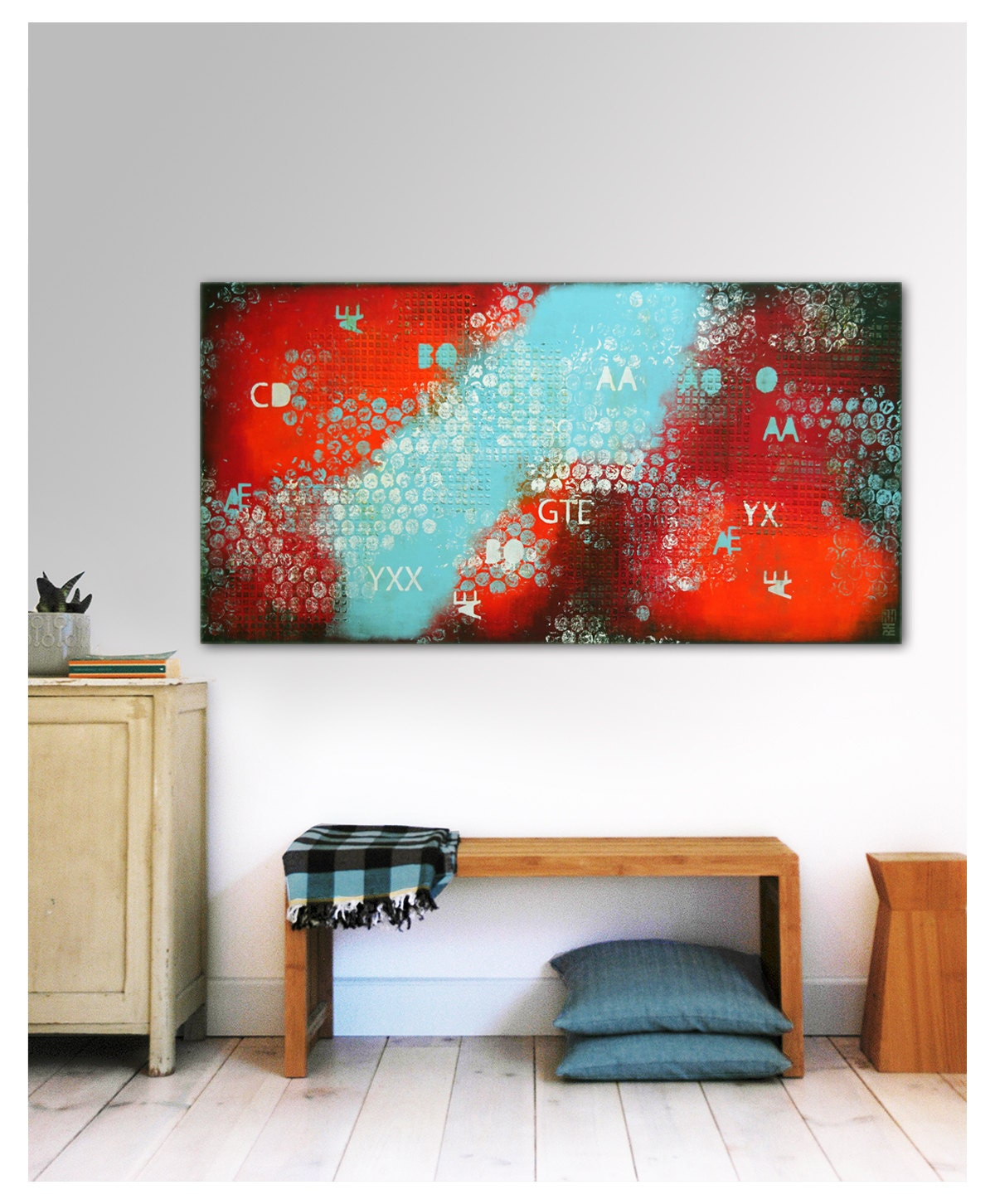 Acrylic Painting Wall Decor Orange Red And Blue By. Glass Barn Door. Ceiling Fans With Lights. Riddell Plumbing. Farmhouse Counter Stools. Etagere. Rain Chains Lowes. Living Room Ideas For Apartment. Standard Kitchen Sink Size