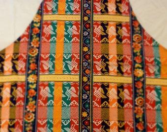 Adult acient bird apron