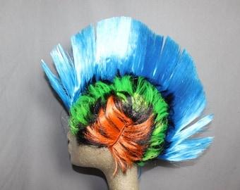 Masquerade Balls  Mardi Gras  Music Festivals  Raves Halloween Punk Rock Wig