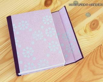 Handmade A6 Notebook / Islamic binding