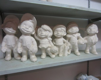 Ceramic Bisque to Paint