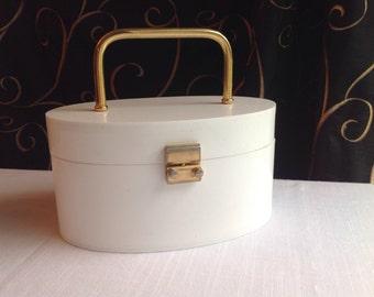 Walborg Lucite Handbag