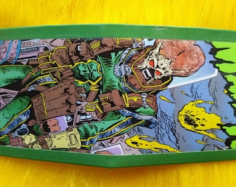 Mars Attacks! Comic Book Duct Tape Wallet