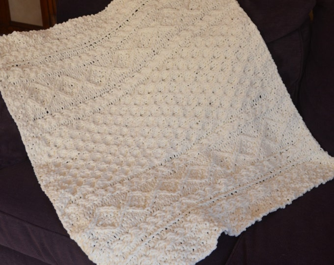 Irish Baby Blanket - MURPHY