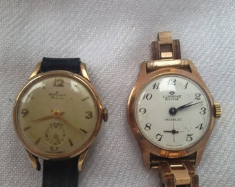 Vintage woman watch