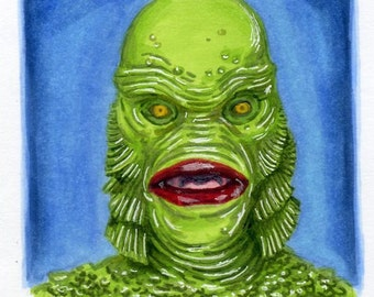 The Creature From The Black Lagoon (2016)
