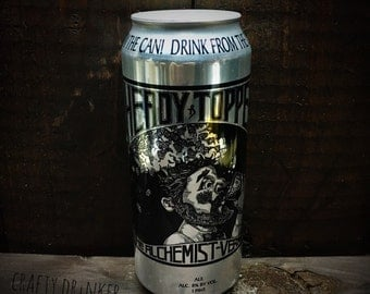 The Alchemist Heady Topper Soy Candle. You choose scent.